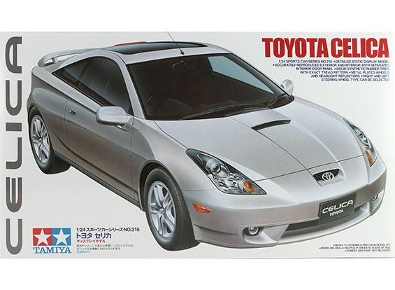 Tamiya 1/24 Масштаб Toyota Celica Plastic Model Kit