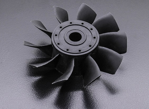 DPS Series 64mm EDF 10 лезвия Замена рабочего колеса