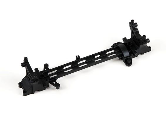 Верхняя палуба - раздолбай PitBull 1/18 4WD Desert Buggy