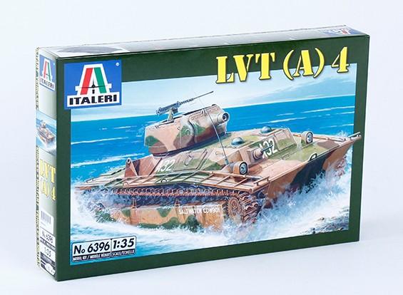 Italeri 1/35 Scale LVT (A) 4 пластиковые модели Kit