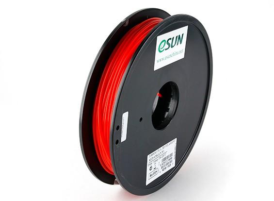 Esun 3D принтер Волокно красный 3мм PLA 0.5KG золотника