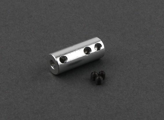 HobbyKing® Ракетно Мощность 650EP - Соединительная муфта 3.18mm