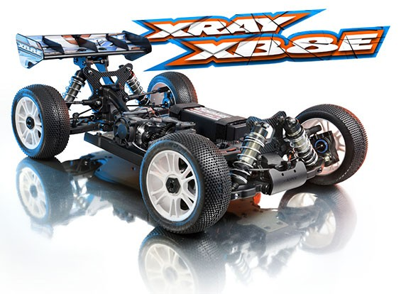 XRAY XB8E 2015 Характеристики 1/8 Electric Off-Road Buggy (Kit)