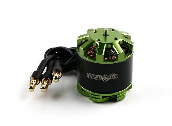 Turnigy Multistar 2213-980Kv 14 полюс Multi-Ротор Outrunner V2