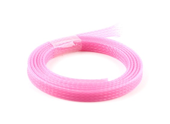 Wire Mesh Guard розовый 6 мм (1м)