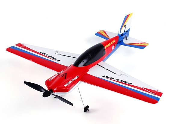 WLtoys F939 хорек 400mm 2.4G 4CH Режим 2 (Ready To Fly)