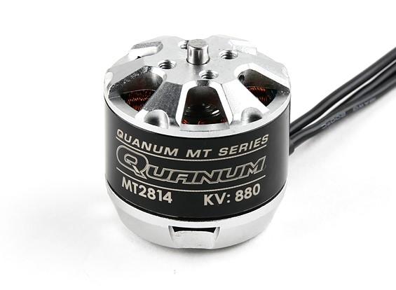 Quanum серии MT 2814 880KV безщеточный Мультикоптер Motor Построенный DYS