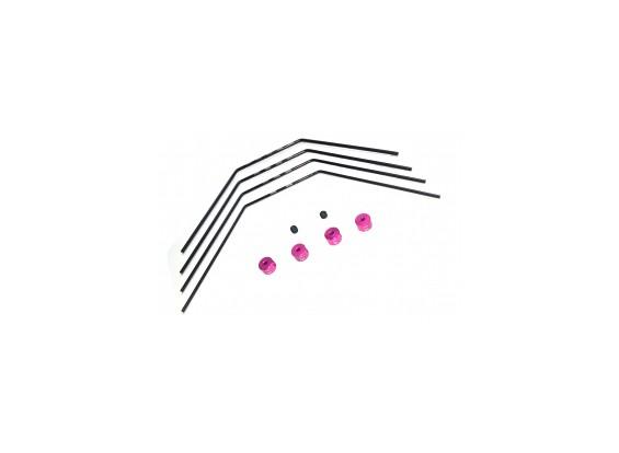 Стабилизатор задний Set (1.2 / 1.3 / 1.4 / 1.5) - 3Racing SAKURA FF 2014