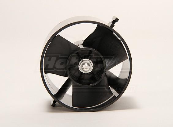 Высокоскоростной EDF Канальный вентилятор Блок 3Blade 2.75inch 70mm