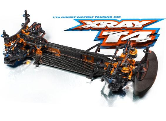 XRAY T4 2015 Spec 1/10 Электрический конкурс кузовном (комплект)