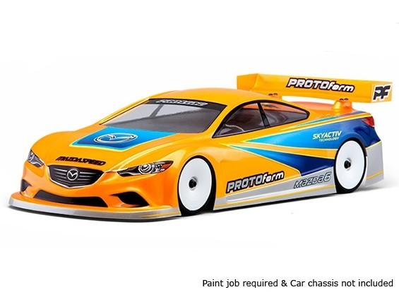 Праформу Mazda6 GX Clear Body для 190mm TC