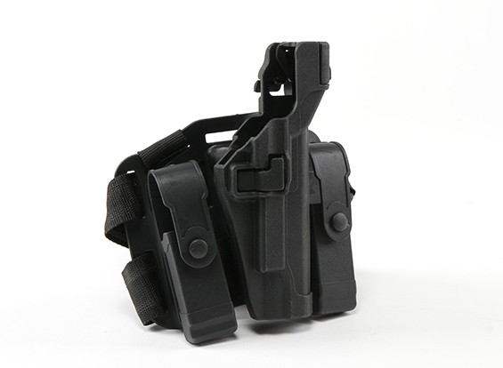 Эмерсон BH стиль УРОВЕНЬ 3 Оружие Light кобура комплект (M1911, черный)