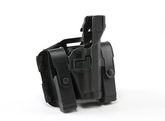 Эмерсон BH стиль LEVEL 3 Тактическая кобура комплект (P226, черный)