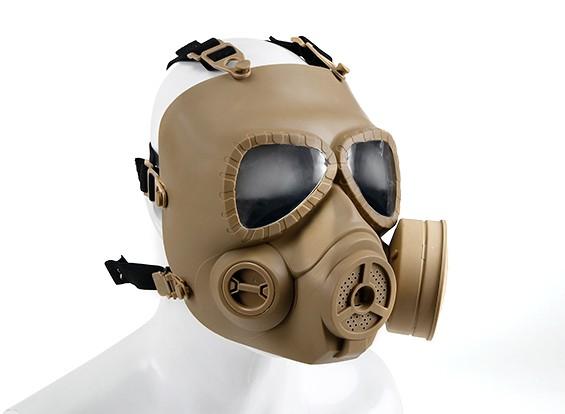 FMA Пот Предотвращение Mist Fan Mask (Dark Earth)