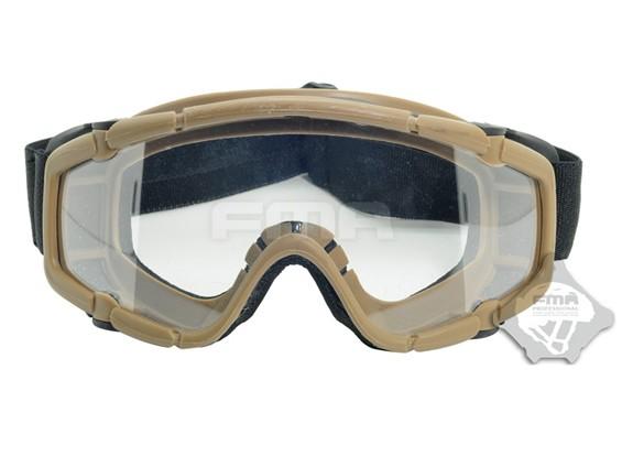 FMA SI-Ballistic Goggle (Dark Earth)
