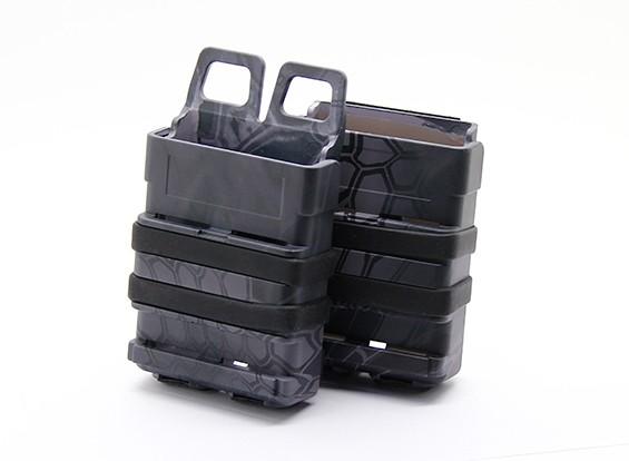 FMA воды передачи FastMag журнал кобуру для M4 / AR15 (ТИФОН, 2pcs комплект)