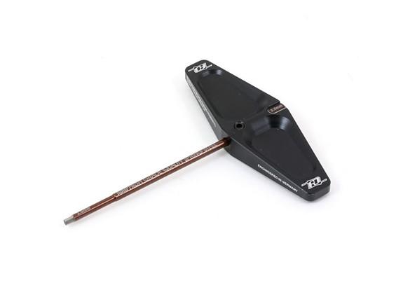 Революция дизайн Ultra T-Bar ключ 2.0мм