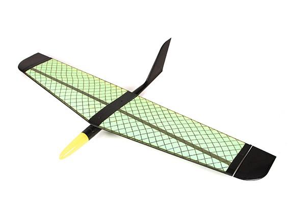 HobbyKing ™ Zulu Slope / Электрический Wing Composite 1400mm (ARF)