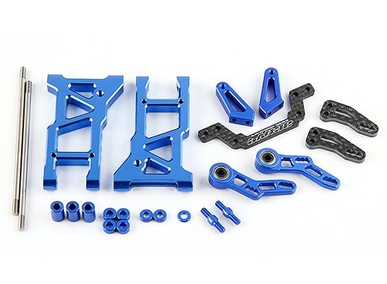 Активная ссылка комплект подвески Hobby Yokomo Дрифт Пакет сзади (Deep Blue)