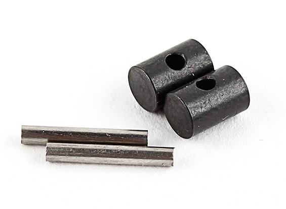 Активный Хобби запасной Pin & Cross Набор для OTA-R31 Регулируемый высокий угол CVD 45 ~ 55мм