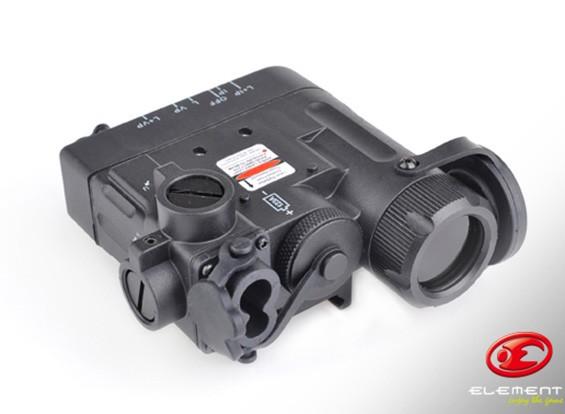 Element EX 328 Гевал-MKII Мультифункций прицельное приспособление (черный)