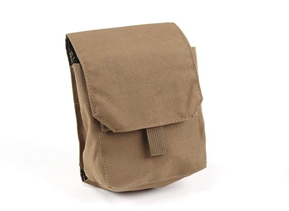 Серый призрак шестерни 100 круглый SWA сумка (Coyote Brown)