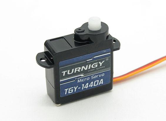 Turnigy ™ TGY-1440A Analog Servo (V2) 0,8кг / 0.10sec / 4.4g