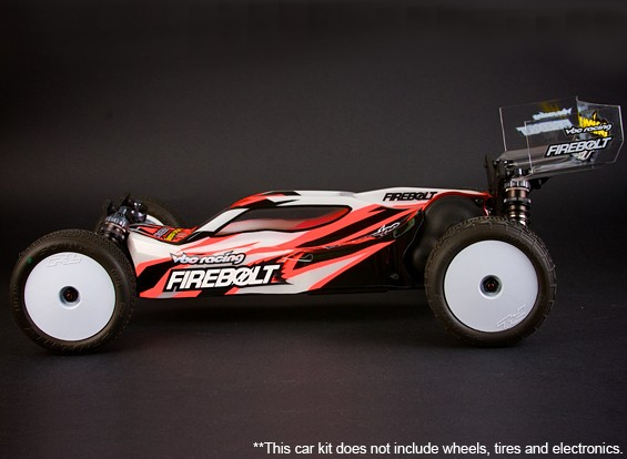 VBC Гонки Firebolt DM 1/10 2WD Offroad Buggy (комплект)