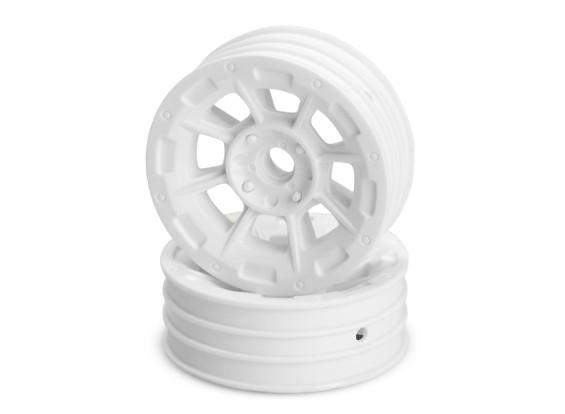 JCONCEPTS опасности 1/10-я Buggy передний колесный диск - Белый