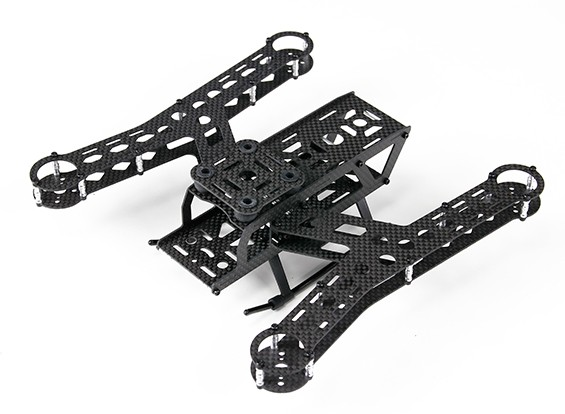 Hobbyking ™ S250 FPV Гонки Дрон Composite Kit 210мм