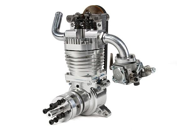 A38 OHC 38CC 4-тактный газовый двигатель 2.01HP / 1,5кВт