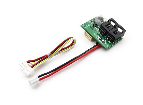 Walkera Scout X4 - Замена USB Board