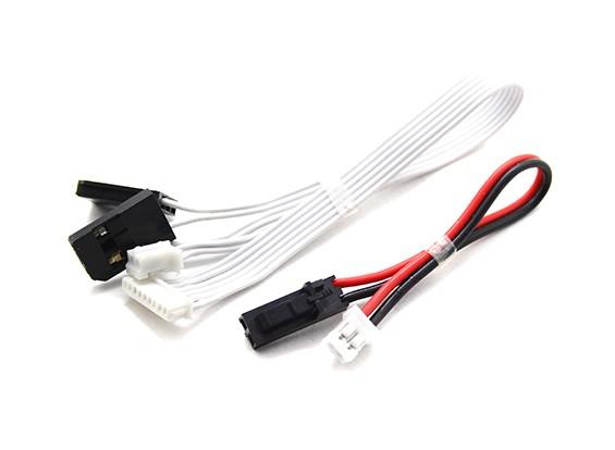 Walkera Тали H500 - замена G-2D Gimbal кабель