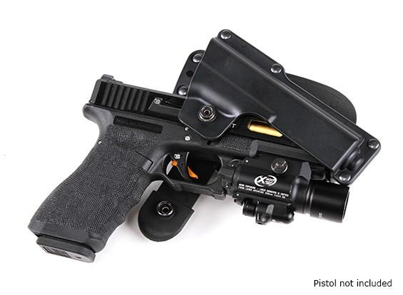 Element EX 361 Tactical лопастью кобура для Глока (черный)