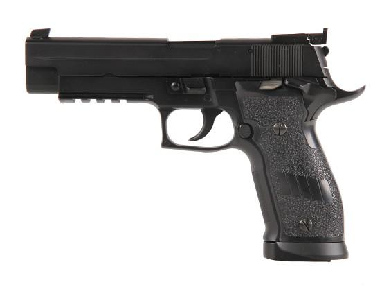 KWC P226-S5 GBB пистолет Co2 версия (Full Metal)