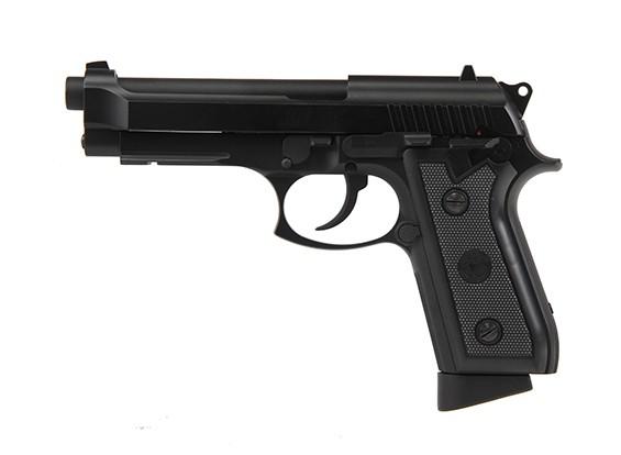 KWC PT99 (M9A1) GBB пистолет Co2 версия (Full Metal)