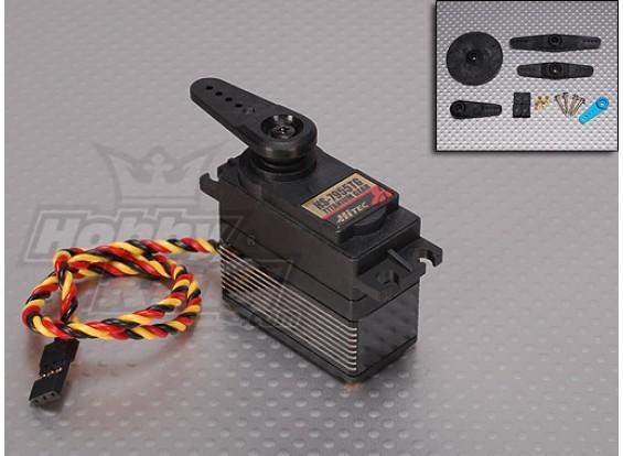 Hitec HS-7955TG Titanium передач Цифровой сервопривод 18кг / 0.19sec / 65г
