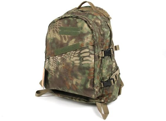 Спецназ 3 день нападение рюкзак (Kyrptek Mandrake)
