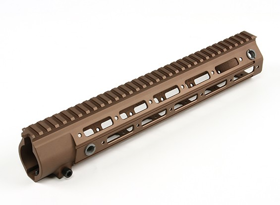 DYTAC 416 REM 13.5inch поручень для VFC / Umarex HK416 AEG / GBB (Dark Earth)