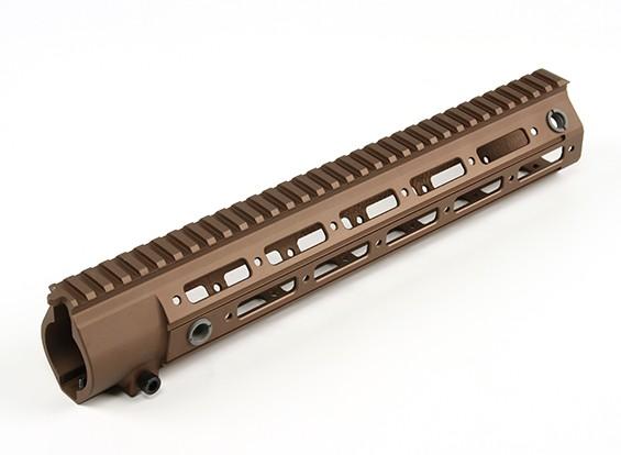 DYTAC 416 REM 13.5inch поручень для Tokyo Marui Next Gen HK416 ЕВВ (Dark Earth)