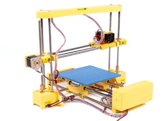 Print-Rite DIY 3D принтер - вилка Великобритании
