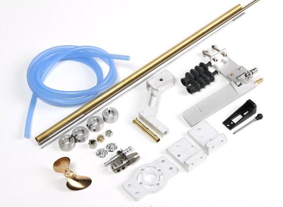 Zippkits JAE 21FE Fast Electric Outrigger Окончательный Запуск Оборудование Combo Set