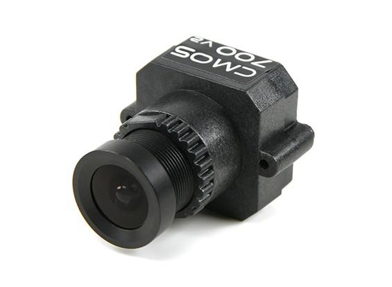 Fatshark 700TVL CMOS FPV камера V2 NTSC / PAL