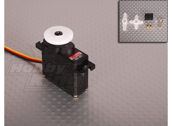 Hitec HS-81 Micro Servo 2.6kg / 0.11sec / 16g