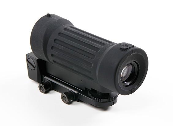Цель-O 4x30 Elcan Тип прицел (черный)