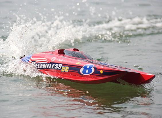 H-King Marine Неумолимый V2 гонки лодок ARR
