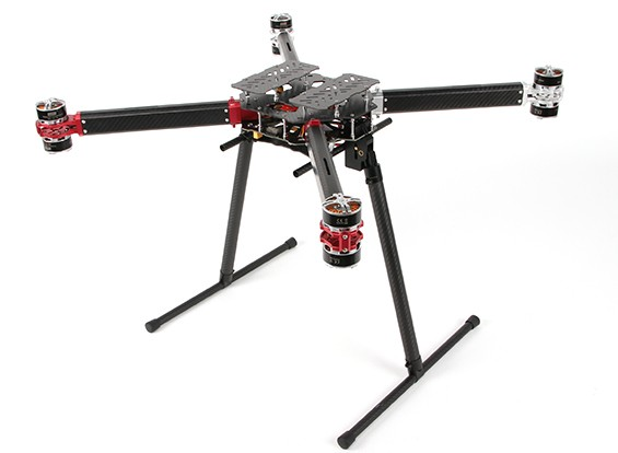 DYS D800 X8 Professional Multi-Rotor аэрофотосъемки и Heavy Lift платформа (ПНФ)