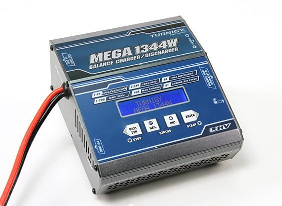 TURNIGY MEGA 1344W / 40A Баланс зарядное устройство / разрядник