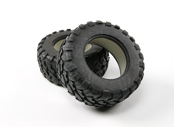 Desert Fox 2.2 SC Big Tyre Set (2 шт)
