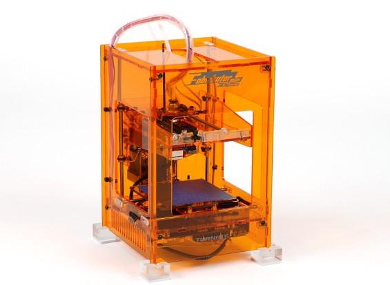 Fabrikator Мини 3D принтер - V1.5 - Оранжевый - AU 230